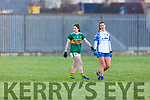 Eilish Lynch of Kerrry v Waterford in the LGFA National football league in Strand Road on Saturday.