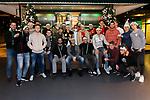 17-12-2017, Kerstfoto, selectie, fc
