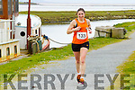 Colette O'Donoghue runners at the Kerry's Eye Tralee, Tralee International Marathon and Half Marathon on Saturday.