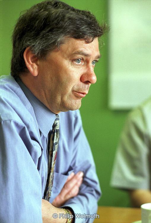 Haringey Council Chief Executive David Warwick.