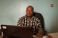 Dr. Aflodis Kagaba, Direktor der NGO Health Develpment Initiative (HDI in Kigali, Ruanda
