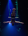 London, UK. 10.04.2014. Australian circus ensemble, Company 2, bring SHE WOULD WALK THE SKY to the Roundhouse, as part of CircusFest 2014. Picture shows: Mozes (The Stoic One). Photograph © Jane Hobson.