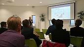 Excursie AEB Amsterdam, georganiseerd door de sectie Afval van de VVM (Netwerk van Milieuprofessionals). (Foto's met mobielltje gemaakt)