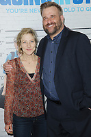 www.acepixs.com<br /> March 30, 2017  New York City<br /> <br /> Edie Falco and Stephen Wallem attending the 'Going In Style' New York Premiere at SVA Theatre on March 30, 2017 in New York City.<br /> <br /> Credit: Kristin Callahan/ACE Pictures<br /> <br /> <br /> Tel: 646 769 0430<br /> Email: info@acepixs.com