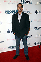 LOS ANGELES, CA - NOVEMBER 13: Donn Swaby at People You May Know at The Pacific Theatre at The Grove in Los Angeles, California on November 13, 2017. Credit: David Edwards/MediaPunch