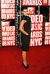 New York, New York  - September 13: Nelly Furtado arrives at the 2009 MTV Video Music Awards at Radio City Music Hall on September 13, 2009 in New York, New York.