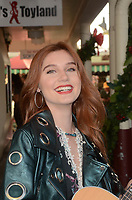 Serena Laurel<br /> at the Salvation Army Red Kettle Celebrity Kick-Off Event, The Grove, Los Angeles, CA 11-30-17<br /> David Edwards/DailyCeleb.com 818-249-4998