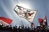 SAO PAULO, SP, 06.07.2014 - APRESENTAÇAO JOGADOR KAKA - SPFC - Apresentação do jogador Kaka no SPFC (Sao Paulo Futebol Clube) na manha deste domingo no Estadio do Morumbi na região sul da cidade de Sao Paulo. (Foto: Vanessa Carvalho - Brazil Photo Press).