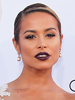 PASADENA, CA, USA - OCTOBER 10: Zulay Henao arrives at the 2014 NCLR ALMA Awards held at the Pasadena Civic Auditorium on October 10, 2014 in Pasadena, California, United States. (Photo by Celebrity Monitor)
