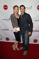 """LOS ANGELES, CA - NOVEMBER 7: David Del Rio, Guest, at Premiere of Lifetime's """"Christmas Harmony"""" at Harmony Gold Theatre in Los Angeles, California on November 7, 2018. Credit: Faye Sadou/MediaPunch"""