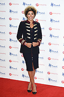 Dr Zoe Williams at the Virgin Money Giving Mind Media Awards at the Odeon Leicester Square, London, UK. <br /> 13 November  2017<br /> Picture: Steve Vas/Featureflash/SilverHub 0208 004 5359 sales@silverhubmedia.com