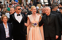 """CANNES, FRANCE. May 14, 2019: Kelly Reichardt, Pawel Pawlikowski, Elle Fanning & Robin Campillo at the gala premiere for """"The Dead Don't Die"""" at the Festival de Cannes.<br /> Picture: Paul Smith / Featureflash"""