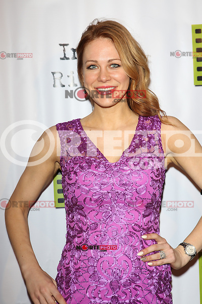 LOS ANGELES, CA - April 18, 2014: LOS ANGELES, CA - April 18, 2014:  Maitland Ward attends the Fray Movie Premiere, California. April 18, 2014. Credit:RD/Starlitepics /NortePhoto