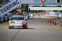 PCA Club Race- 48 Hours of Sebring 2010