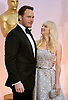 07.08.2017: ANNA FARIS AND CHRIS PRATT LEGALLY SEPARATING<br /> Chris Pratt,38, and Anna Faris,40, have announced that they are legally separating after eight years of marriage, by posting a statement on Facebook on Sunday.<br /> The statement read: 'Anna and I are sad to announce we are legally separating. We tried hard for a long time, and we&rsquo;re really disappointed.&nbsp;<br /> The couple have a son together - four-year-old Jack.<br /> Picture shows: Anna Faris and Chris Pratt at the 87th Oscars<br /> <br /> 22.02.2015; Hollywood, California: 87TH OSCARS - ANNA FARIS AND CHRIS PRATT<br /> Celebrity arrivals at the Annual Academy Awards, Dolby Theatre, Hollywood.<br /> Mandatory Photo Credit: NEWSPIX INTERNATIONAL<br /> <br /> IMMEDIATE CONFIRMATION OF USAGE REQUIRED:<br /> Newspix International, 31 Chinnery Hill, Bishop's Stortford, ENGLAND CM23 3PS<br /> Tel:+441279 324672  ; Fax: +441279656877<br /> Mobile:  07775681153<br /> e-mail: info@newspixinternational.co.uk<br /> Usage Implies Acceptance of OUr Terms &amp; Conditions<br /> Please refer to usage terms. All Fees Payable To Newspix International