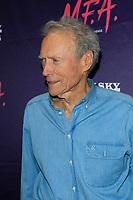 LOS ANGELES - OCT 2: Clint Eastwood at the premiere of Dark Sky Films' 'M.F.A.' at The London West Hollywood on October 2, 2017 in West Hollywood, California