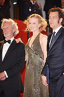 "Philip Kaufman, Nicole Kidman and Clive Owen attending the ""Hemingway and Gellhorn"" Premiere during the 65th annual International Cannes Film Festival in Cannes, France, 25.05.2012...Credit: Timm/face to face /MediaPunch Inc. ***FOR USA ONLY***"