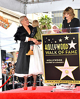 LOS ANGELES, CA. February 05, 2019: Pink, Jameson Moon Hart & Kerri Kenney-Silver at the Hollywood Walk of Fame Star Ceremony honoring singer Pink.<br /> Pictures: Paul Smith/Featureflash