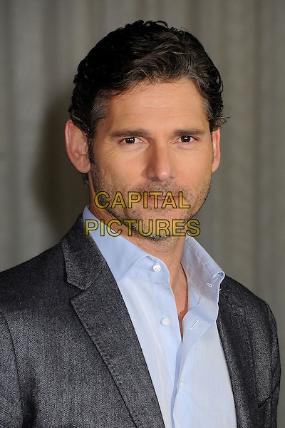 "Eric Bana.Attending the ""Deadfall"" Los Angeles Premiere held at Arclight Cinemas, Hollywood, California, USA, .29th November 2012..portrait headshot beard facial hair  blue shirt grey gray jacket suit .CAP/ADM/BP.©Byron Purvis/AdMedia/Capital Pictures."