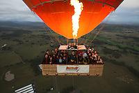 20140908 September 08 Hot Air Balloon Gold Coast