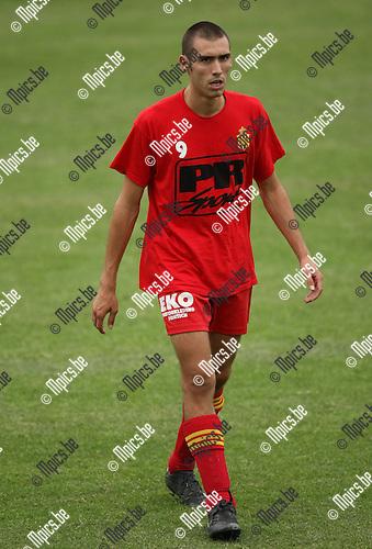 2008-08-05 / Voetbal / seizoen 2008-2009 / FC Kontich / Joris Yseboot..Foto: Maarten Straetemans (SMB)