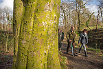120320 - Coed Cadw woodland launch for Guardian