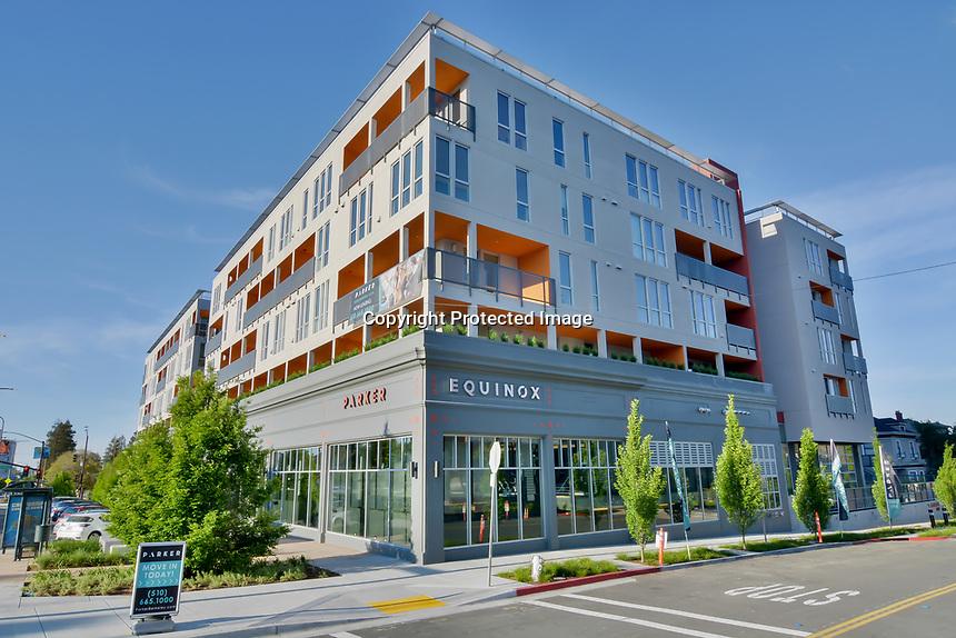 Architectural Photography, Berkeley California