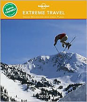 Cover of Lonely Planets Extreme Travel 2010 Calendar