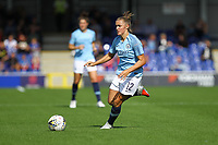 Georgia Stanway of Manchester City Women during Chelsea Women vs Manchester City Women, FA Women's Super League FA WSL1 Football at Kingsmeadow on 9th September 2018