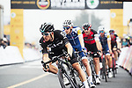 Michal Kwiatkowski (POL) Team Sky in action during the 2017 Tour de France Skoda Shanghai Criterium, Shanghai, China. 29th October 2017.<br /> Picture: ASO/Pauline Ballet | Cyclefile<br /> <br /> <br /> All photos usage must carry mandatory copyright credit (&copy; Cyclefile | ASO/Pauline Ballet)