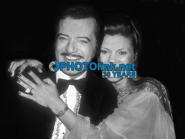 Robert Goulet 1985<br /> Photo By Adam Scull/PHOTOlink.net