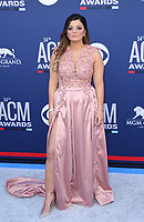 07 April 2019 - Las Vegas, NV - Dakota Hood. 54th Annual ACM Awards Arrivals at MGM Grand Garden Arena. Photo Credit: MJT/AdMedia<br /> CAP/ADM/MJT<br /> &copy; MJT/ADM/Capital Pictures