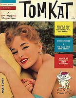 BNPS.co.uk (01202 558833)<br /> Pic: BTWAuctions/BNPS<br /> <br /> The collection includes a vintage TomKat magazine.<br />  <br /> One man's 50 year collection of vintage adult magazines is tipped to sell for £40,000.<br /> <br /> The huge stash of erotic literature was found neatly stored in dozens of indexed box files by a stunned auctioneer called to value an unusual collection.<br /> <br /> The glamour magazines, books and photographs date as far back at the 1950s and are mostly in immaculate condition.<br /> <br /> Many of the magazines, that include titles such as Playboy, Mayfair Penthouse and Hustler, are still in their original envelopes from where they had been posted.