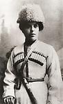 Wife of Sergei Kirov - Maria Lvovna Markus. / Маркус Мария Львовна - жена Кирова Сергея Мироновича.
