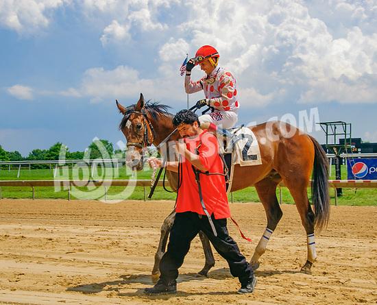 Razzy's Reward winning at Delaware Park on 6/21/17
