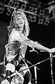 VAN HALEN, LIVE, 1978, NEIL ZLOZOWER