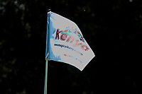 A Pin flag during previews ahead of the Magical Kenya Open, Karen Country Club, Nairobi, Kenya. 12/03/2019<br /> Picture: Golffile | Phil Inglis<br /> <br /> <br /> All photo usage must carry mandatory copyright credit (&copy; Golffile | Phil Inglis)