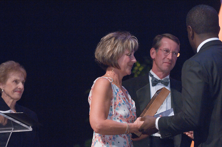 17903 Alumni Awards Gala Homecoming 2006 10/20/06..Judge Gerald Radcliff's Family -awarded posthumously