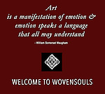 WELCOME TO WOVENSOULS