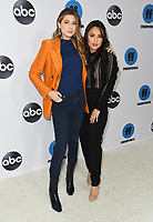 05 February 2019 - Pasadena, California - Emily Arlook, Francia Raisa. Disney ABC Television TCA Winter Press Tour 2019 held at The Langham Huntington Hotel. <br /> CAP/ADM/BT<br /> &copy;BT/ADM/Capital Pictures