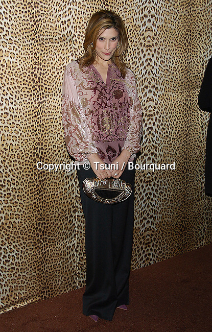 Jo Champ at the Roberto Cavalli store Opening in Beverly Hills. February 15th 2005.