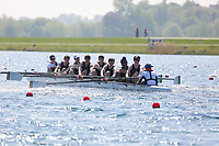 Race: 39  Event: Op J15B 8+  Final<br /> <br /> Wallingford Regatta 2018<br /> <br /> To purchase this photo, or to see pricing information for Prints and Downloads, click the blue 'Add to Cart' button at the top-right of the page.