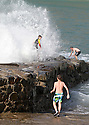 Caption Correction - Hartland not Harland as in previous caption. <br />