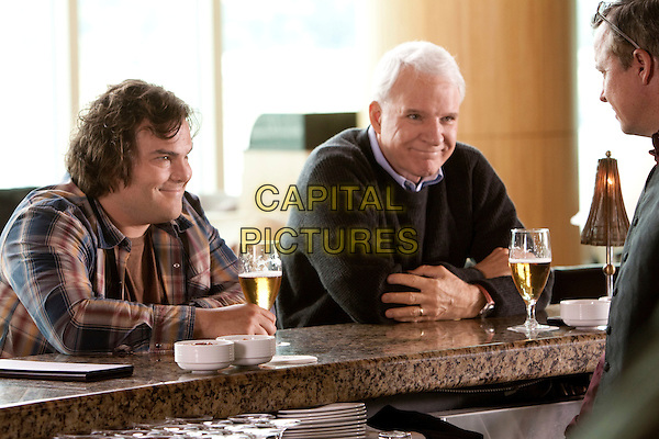 Jack Black & Steve Martin  .in The Big Year .*Filmstill - Editorial Use Only*.CAP/NFS.Supplied by Capital Pictures.