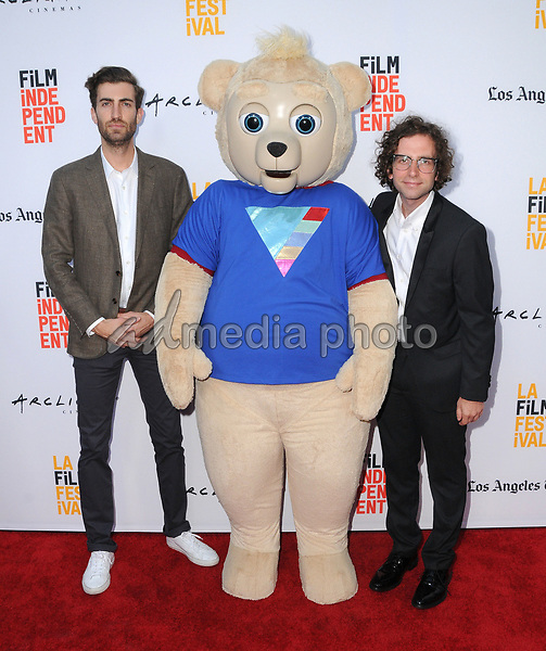 "16 June 2017 - Hollywood, California - Dave McCary, Brigsby Bear, Kyle Mooney. LA Film Festival screening of ""Brigsby Bear"" held at ArcLight Hollywood in Hollywood. Photo Credit: Birdie Thompson/AdMedia"