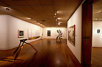 Gallery at The Contemporary Museum in Makiki Heights, Honolulu