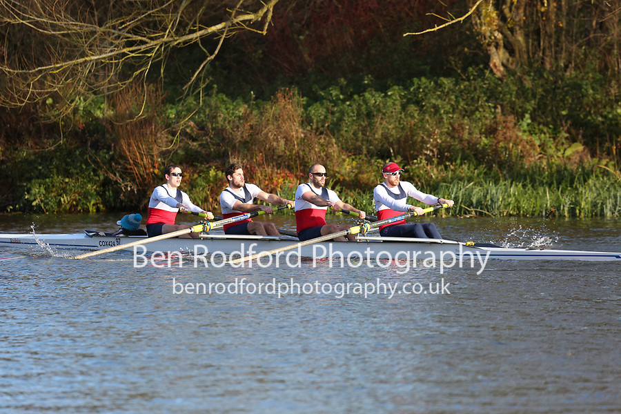 Crew: 97   Op 4+ BAND-1   City of Oxford Rowing Club   COX-PYE-WATSON<br /> <br /> Wallingford Head 2017<br /> <br /> To purchase this photo, or to see pricing information for Prints and Downloads, click the blue 'Add to Cart' button at the top-right of the page.
