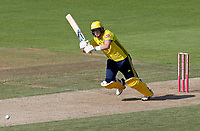 Liam Dawson of Hampshire sets off for a quick single whilst batting during Hampshire vs Essex Eagles, Vitality Blast T20 Cricket at the Ageas Bowl on 25th August 2019