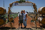 Joey & Anita visit May 2014