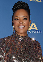HOLLYWOOD, CA - FEBRUARY 02: Aisha Tyler  attends the 71st Annual Directors Guild Of America Awards at The Ray Dolby Ballroom at Hollywood &amp; Highland Center on February 02, 2019 in Hollywood, California.<br /> CAP/ROT/TM<br /> &copy;TM/ROT/Capital Pictures